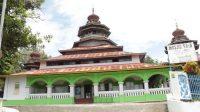 Cagar Budaya Masjid Raya Padusunan di Kota Pariaman