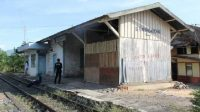 Cagar Budaya Stasiun Kereta Api Singkarak di Kabupaten Solok