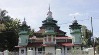 Cagar Budaya Masjid Raya Badano di Kota Pariaman
