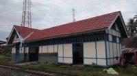Cagar Budaya Stasiun Kereta Api Naras di Kota Pariaman