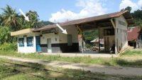 Cagar Budaya Stasiun Kereta Api Sungai Lasi di Kabupaten Solok