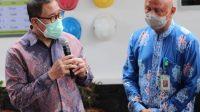 Direktur Jenderal Pelayanan Kesehatan, Kementerian Kesehatan Prof. Abdul Kadir