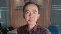 Ketua KPU Padang, Sumatera Barat, Riki Eka Putra | Halonusa