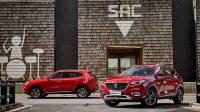 MG memperkenalkan dua model andalannya. MG ZS di bulan Maret dan MG HS di bulan Agustus 2020 secara virtual.