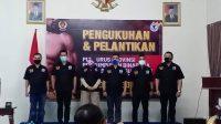 Pengukuhan pengurus PBFI Sumatera Barat