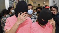 `Muncikari ditetapkan tersangka kasus prostitusi yang melibatkan artis. (Foto: Antara).