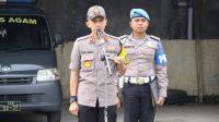 Pos Pengamanan, Natal dan Tahun Baru, AKBP Dwi Nur Setiawan