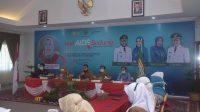 Pemkot Padang Panjang, Sumatera Barat menggelar webinar World AIDS Day di Pendopo Walikota.