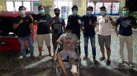 Padang, Sumbar, Kriminal, Curat, Polresta Padang, KUHP 363, Aksi Kejar-kejaran