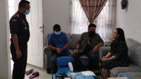 Tersangka kasus dugaan korupsi Bank Nusa Tenggara Timur (NTT) yang mengakibatkan kerugian sebesar Rp127 miliar tertangkap di Jalan Valencia, Gedangan, Sidoarjo, Jawa Timur.   int/Halonusa