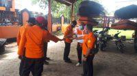 Kakan Basarnas Kelas A Padang Asnedi bersama tim rescue berangkat ke lokasi penambang emas yang tertimbun longsor di Nagari Abai, Kecamatan Sangir, Kabupaten Solok Selatan, Sumbar