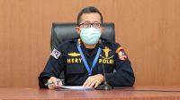 Komandan Disaster Victim Identification (DVI) Pusat Kedokteran dan Kesehatan Polri Kombes Hery Wijatmoko