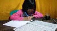 Sani siswa SDN 6 Kampung Lapai, Kota Padang-Halonusa-Kariadil Harefa