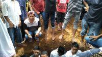 Deki alias Golok, korban penembakan oleh anggota Polres Solok Selatan dimakamkan Kamis pagi-Halonusa.