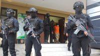 Kawal terduga teroris-medan-sumatera utara-