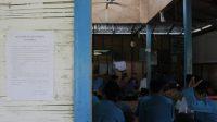 Santriwan saat belajar ilmu agama di TPQ/TQA Musala Al Muridhun di Kota Padang, Sumatera Barat. | Kariadil Harefa/Halonusa |