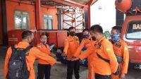 SRU-Laut-Basarnas-Padang-Nelayan-Halonusa.com-Hanyut-Lakitan Selatan-Pesisir Selatan-