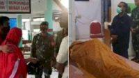 Seorang pemuda tewas dihajar oknum TNI karena memperkosa keponakan si oknum TNI. (Instagram @cetul.22)