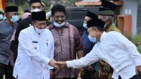 Bupati Agam-Sumbar-Halonusa.com-Resmikan Musala-Nur Ramadan.-