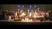 Koreografer dan Komposer bersama Board (penggagas) dan Panitia Festival MenTARI 2021
