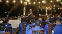 Ketua Umum DPP Partai Demokrat, Agus Harimurti Yudhoyono (AHY) di NTT - Halonusa