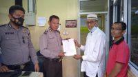 Pendiri koperasi Sawit Datuak Nan Sembilan melaporkan pengurus 2019-2022 ke Mapolres Dharmasraya-Halonusa-