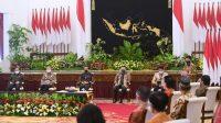 Presiden RI Joko Widodo - Halonusa - Tanharimage -Kariadil Harefa - Indonesia - Indonesia Internasional Motor Show - 2021-