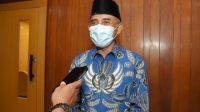 {Anggota Komisi II DPR RI Anwar Hafidmeminta agar keputusan hasil rapat Komisi II dengan KemenPAN-RB pada tahun 2020 lalu bisa ditindaklanjuti. Foto: Runi/Rni}