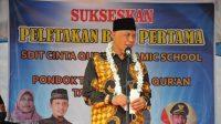 Gubernur Sumatera Barat Mahyeldi