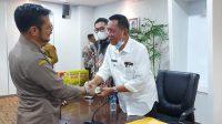 Bupati Pesisir Selatan Rusma Yul Anwar saat bertemu dengan Menteri Pertanian.