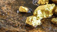 Ilustrasi tambang emas. (Foto: Istimewa)