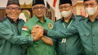 Hariadi BE kembali terpilih sebagai Ketua Umum Dewan Pimpinan Wilayah (Ketum-DPW) Partai Persatuan Pembangunan (PPP) Sumatra Barat (Sumbar) melalui Musyawarah Wilayah (Muswil) ke 9 PPP Sumatera Barat, yang digelar dua hari sejak Senin (24/5/2021).
