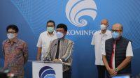 Menteri Kominfo Republik Indonesia : Menteri Komunikasi dan Informatika Republik Indonesia Johnny G. Plate dalam sambutan resmi menyampaikan bahwa seiring dengan penyerahan SKLO dari Kementerian Kominfo maka Telkomsel akan menjadi penyelenggara telekomunikasi jaringan 5G pertama di Indonesia.