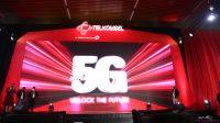 Telkomsel resmi menjadi pioneer layanan 5G di Indonesia yang akan memperkuat kapabilitas digital nasional dan pendorong transformasi Indonesia menuju kedaulatan serta kemandirian digital untuk setiap lapisan masyarakat melalui pengembangan bertahap dari sisi produk, layanan, maupun use case. | Telkomsel/Halonusa