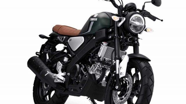 XSR 155 Matte Green, Berkonsep Wanderlust Nature - Yamaha