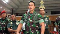 Kepala Staf TNI Angkatan Darat Jenderal Andika Perkasa. Int
