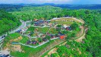 Pemandangan lokasi wisata BBS Dharmasraya-Sumatera Barat- Halonusa-