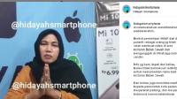 Tangkapan layar permintaan maaf emak yang viral di media sosial setelah diperiksa Ditreskrimsus Polda Sumbar, Jalan Jenderal Sudirman, Kota Padang, Sumatera Barat   Halonusa