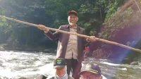 Gubernur Sumatera Barat Mahyeldi bersampan Jorong Lima Partamuan Nagari Muaro Sungai Lolo, Kecamatan Marpat Tunggul Selatan, Kabupaten Pasaman, Sumatera Barat (Sumbar), Rabu (21/7/2021).