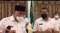 Gubernur dan Wakil Gubernur Sumatera Barat, Mahyeldi dan Audy Joinaldy   Halonusa