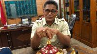 Ketua DPRD Kota Padang, Syafrial Kani