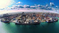 Ilustrasi Pelabuhan di Indonesia (foto: portal informasi indonesia)