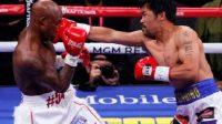 Manny Pacquiao Kalah Angka, Yordenis Ugas Bertahan jadi Juara Tinju Dunia