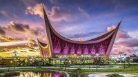 Masjid Raya Sumbar, sebagai ikon Ranah Minang.