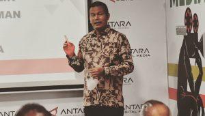 Wali Kota Pariaman, Genius Umar. (Foto: Dok. MC Kota Pariaman)