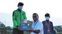 Atlet Gantole asal Sumatera Barat (Sumbar), NSR Yalatif M. (Foto: Dok. KONI Sumbar)