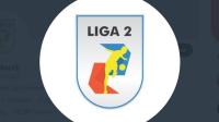Tangkapan layar logo Liga 2 2021. (Foto: Dok. Twitter/@IndonesiaLiga2)