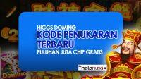 Kode Penukaran Chip Gratis Higgs Domino Island