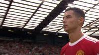 Cristiano Ronaldo. (Foto: Dok. Tangkapan layar YouTube Manchester United)
