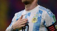 Lionel Messi (Foto: Twitter AFA)